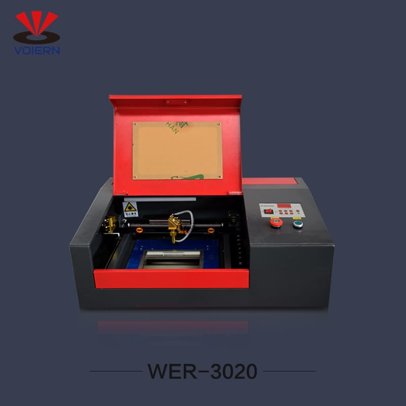 Mini Laser Series WER-3020(laser stamp machine)