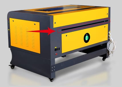 acrylic laser cutting machine for sale