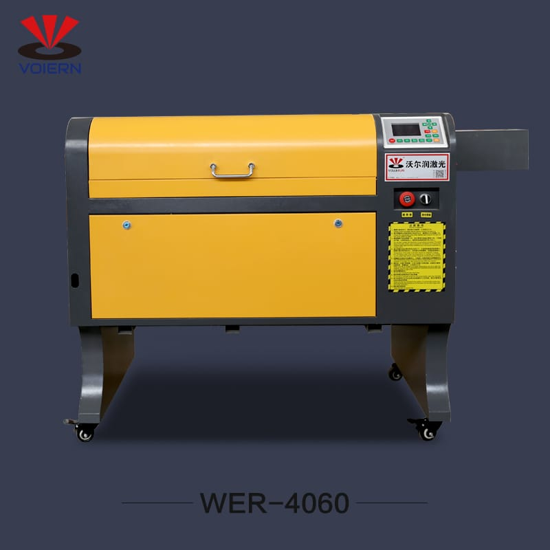 Star Laser Series WER-6040(laser engraving cutting machine)