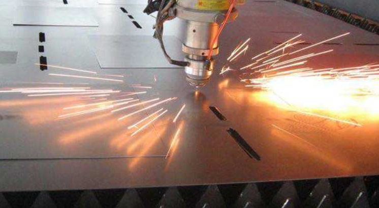 Laser cutting machine 1325 for metal